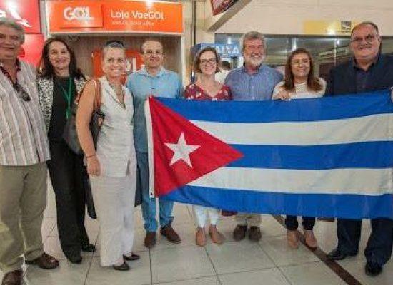 Embaixador e comitiva de Cuba visitam Ilhéus no próximo dia 15