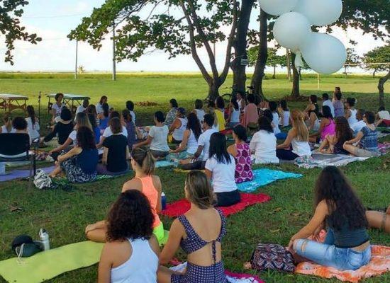 Evento de meditação coletiva acontece neste domingo (1º), em Ilhéus