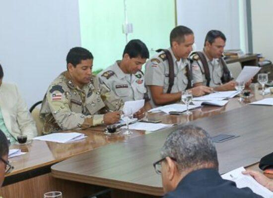 Gabinete de Gestão Integrada de Ilhéus solicitará mais  apoio para o funcionamento dos órgãos de segurança