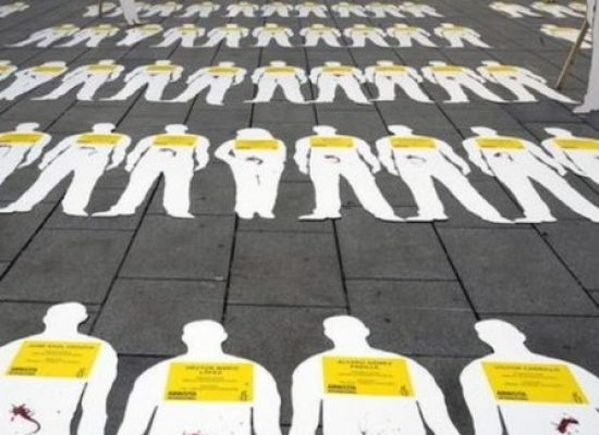 Mais de 60 defensores de direitos humanos foram mortos neste ano, afirma Comitê