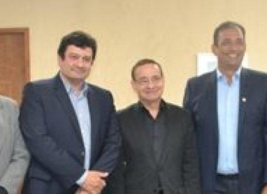 Prefeitura de Ilhéus viabiliza financiamento do Plano Municipal de Saneamento Básico