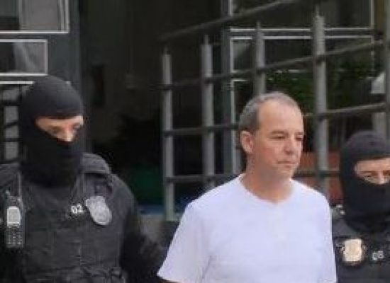 STJ mantém transferência de Cabral para presídio federal