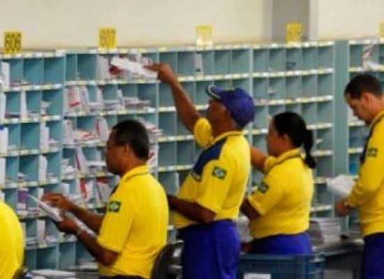 Agências dos Correios poderão emitir carteira profissional sem custo