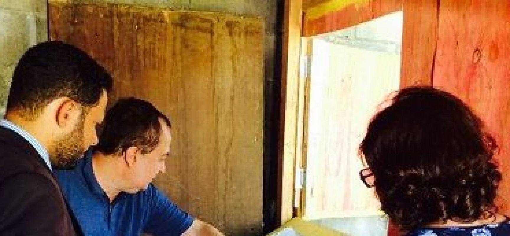 Vereador Thadeu Muniz comemora retomada da construção da creche escola na Vila Lídia