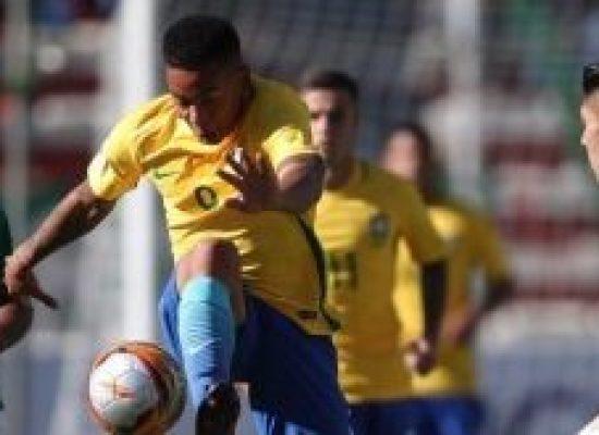 Brasil domina a Bolívia na altitude de La Paz mas fica no 0 a 0
