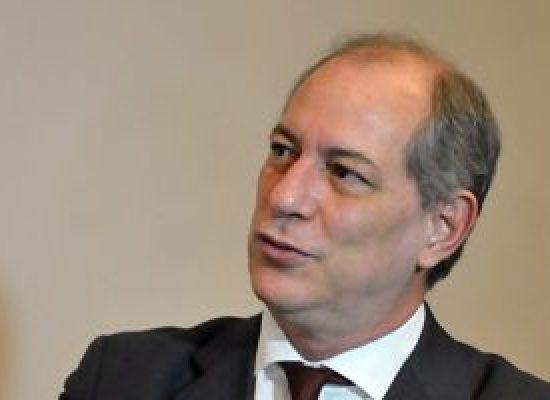 Ciro busca aliança com PP para chegar a partidos do centro