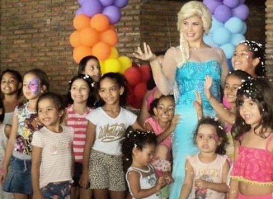 Dia das Crianças é dia de festa na AABB Itabuna