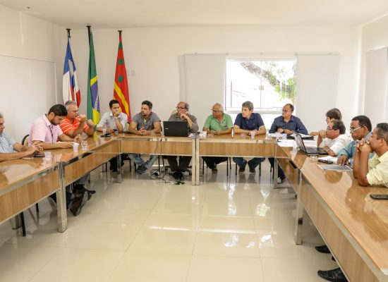 Embasa esclarece dúvidas para agilizar votação do PL que renova contrato com Ilhéus