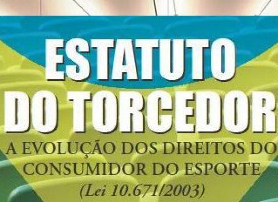 ESTATUTO DE DEFESA DO TORCEDOR