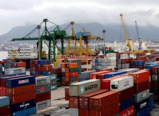 Exportações cresceram 15,1% em setembro