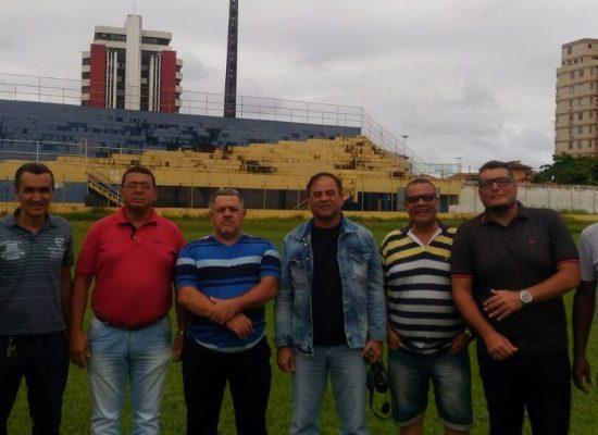 FBF REALIZOU VISTORIA NO ESTÁDIO MÁRIO PESSOA NESTA QUARTA-FEIRA, 18