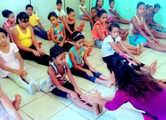 Ilhéus implanta projeto Sociocultural de Arte-Dança em escolas públicas