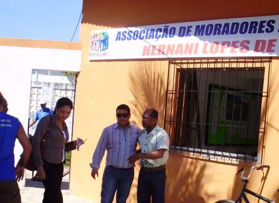 Prefeitura discute melhorias nos bairros Hernani Sá e Nelson Costa