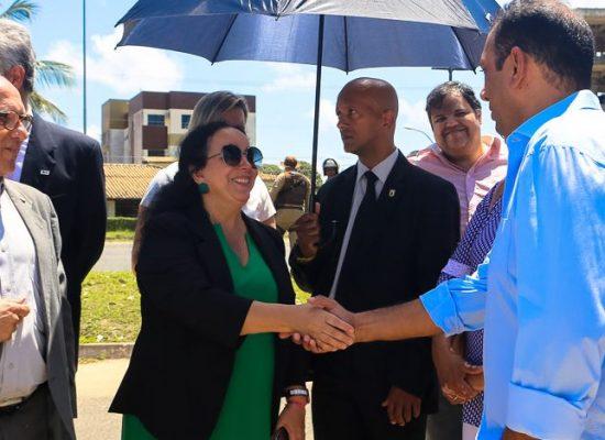 Prefeitura e Tribunal de Justiça discutem construção de novo Fórum para Ilhéus
