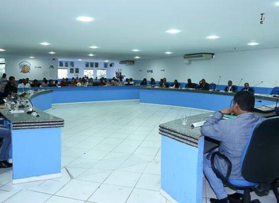 Prefeitura sanciona projetos enviados pela Câmara de Vereadores de Ilhéus