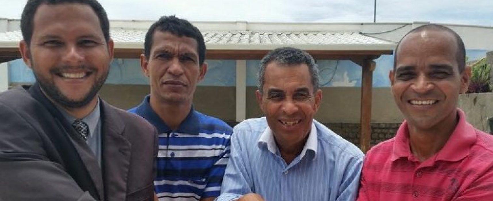 Presidente do PDT de Ilhéus (COSME ARAÚJO) fortalece a relação com a base do partido para as eleições 2018