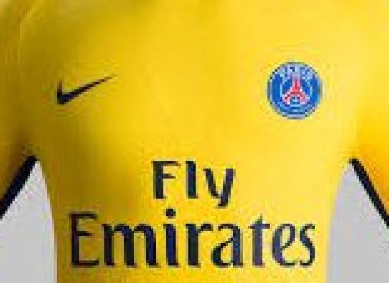 PSG já é a equipe internacional que mais vende camisas na Netshoes