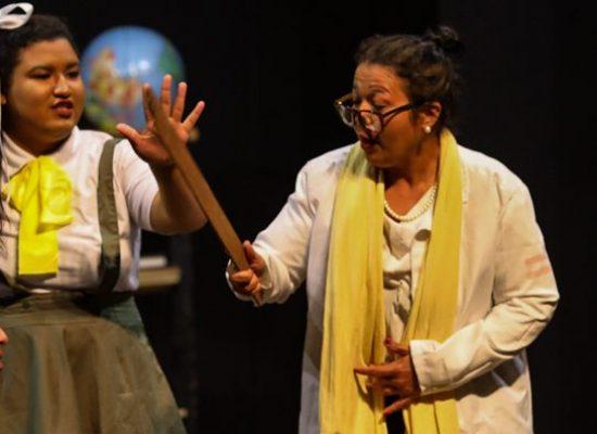 Teatro Municipal de Ilhéus tem agenda lotada até o final deste mês
