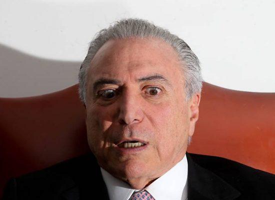 Temer recupera-se bem após cirurgia e deve ficar em São Paulo até terça-feira