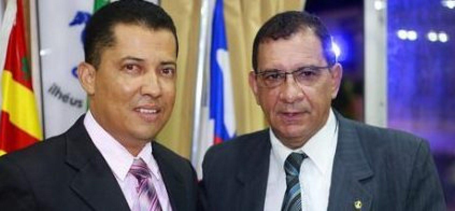 Vereador Tarcísio Paixão articula sua candidatura a presidência da Câmara para 2019