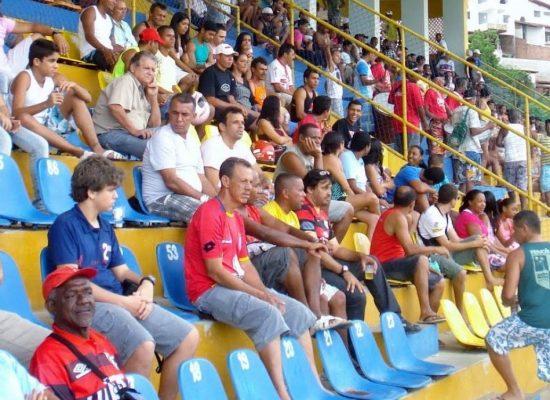 ILHÉUS: Vitória garante vaga para a grande final do campeonato amador de 2017