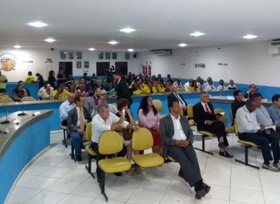 7ª SESSÃO ESPECIAL COMEMOROU 500 ANOS DA REFORMA PROTESTANTE NA CÂMARA DE ILHÉUS