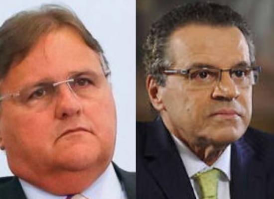 Câmara continua pagando aposentadorias a Geddel e Henrique Alves