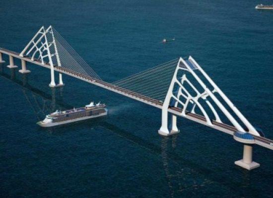 Comissão de Acompanhamento da Ponte faz uma nova avaliação do ritmo da obra