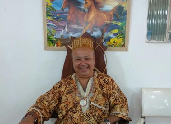 Matamba Tombenci Neto recebe roda de conversa sobre saúde nos terreiros tradicionais, em Ilhéus