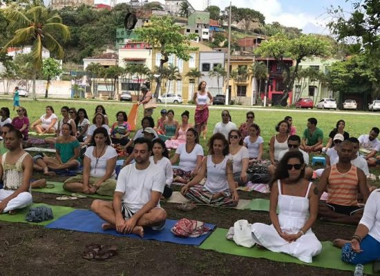 Movimento promove meditação coletiva neste domingo (12), na Avenida Soares Lopes