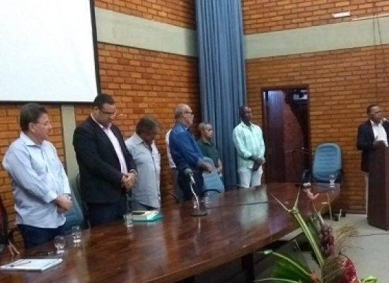 """""""O futuro da Ceplac dependerá da união das lideranças regionais"""", destaca Pastor Matos"""