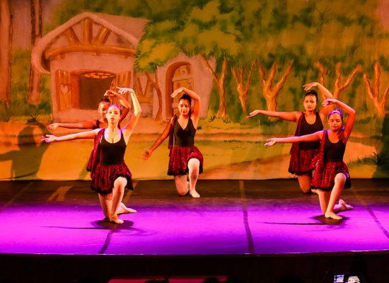 Projeto Sociocultural Arte-Dança apresenta resultado de trabalho nas escolas municipais