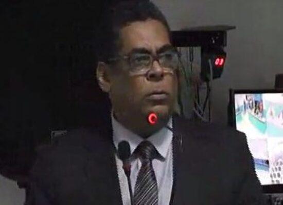 Gil Gomes solicita renovação da declaração de utilidade pública do Satélite de Ilhéus