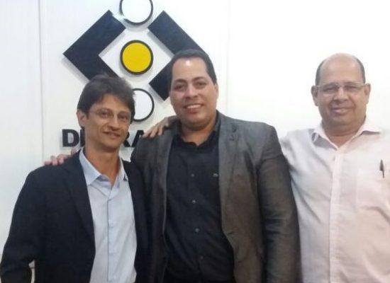 Vereador Makrisi se reúne com diretor geral do Detran-Ba