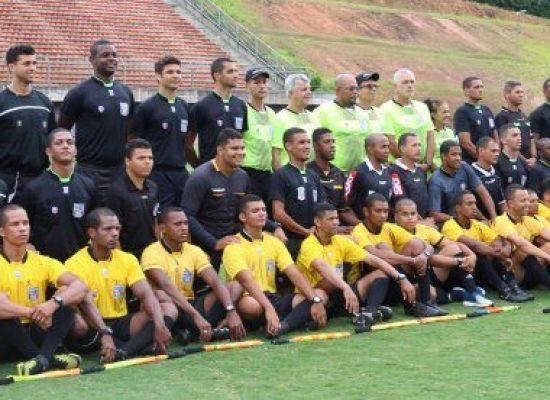 FBF realiza 2ª Turma da XIV Pré-temporada dos Árbitros de Futebol da Bahia