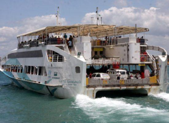 Ferry-boat disponibiliza 450 novas vagas para hora marcada no Réveillon