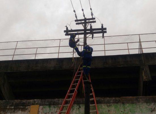 Gerais do Mário Pessoa ganham  novo transformador de energia