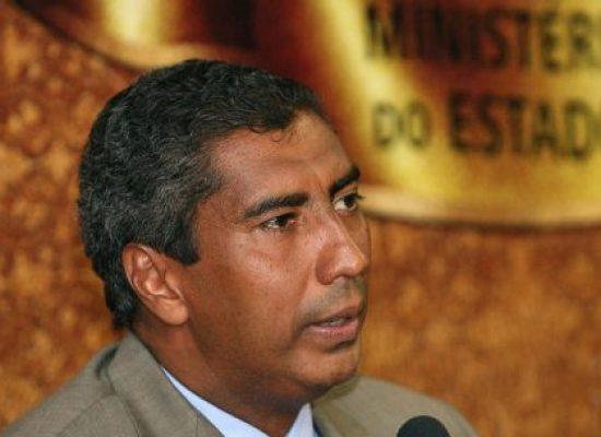 Justiça revoga prisão domiciliar de Almiro Sena