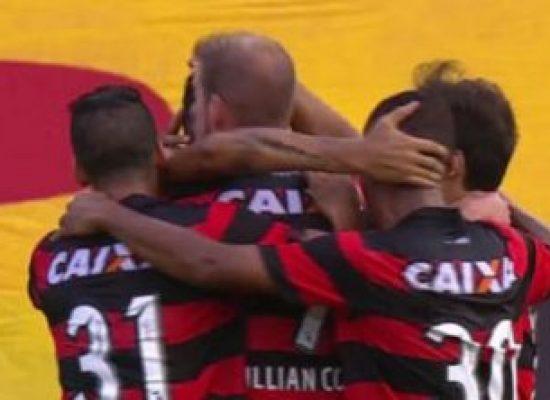 Vitória brilha e goleia o Ferroviário pela Copa do Nordeste