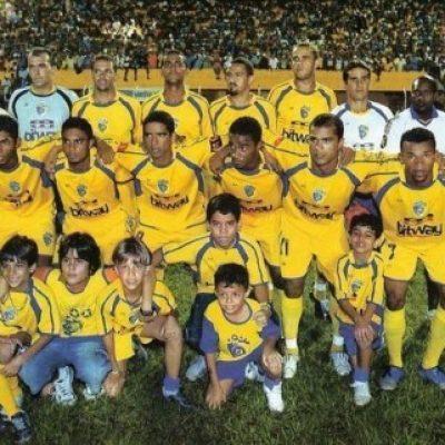 Grandes times – COLO COLO de 2006