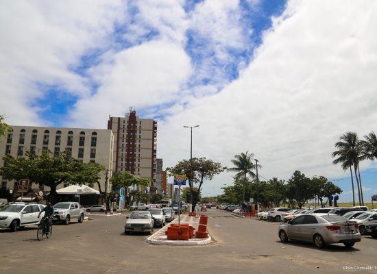 Avenida ganha incrementos para incentivar a  prática esportiva e de lazer durante o verão
