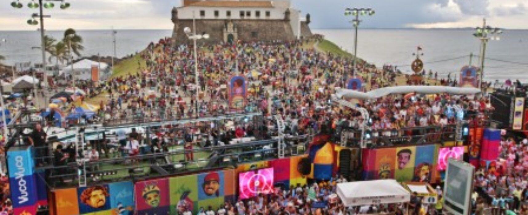 'Vai depender de termos a vacina', diz Neto sobre carnaval 2021