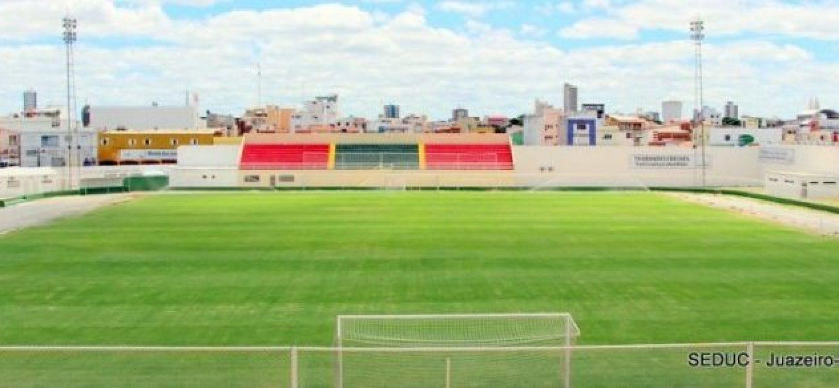 Estádios passam por novas vistorias antes do Baianão 2018