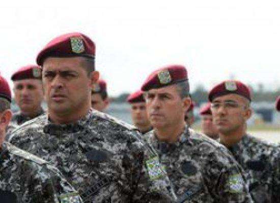 Força Nacional permanecerá por mais 45 dias em Mato Grosso do Sul