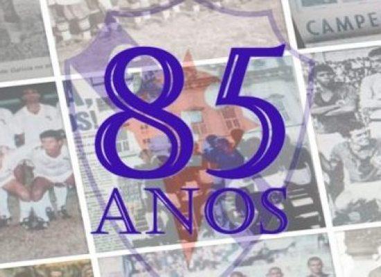 Galícia Esporte Clube. Granadeiro completa 85 anos
