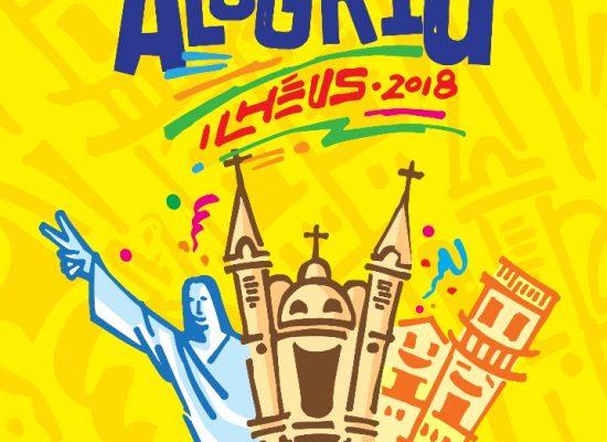 Ilhéus vai realizar Carnaval Cultural  na data oficial da folia momesca