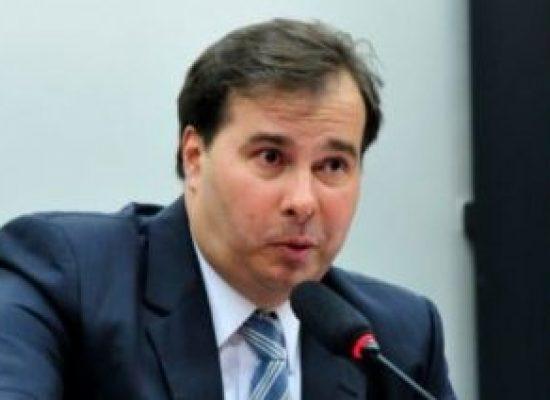Rodrigo Maia diz que o DEM terá candidato e descarta a vice do PSDB