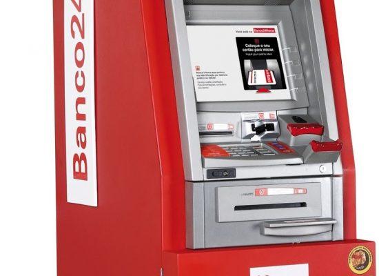 Terminais Banco24Horas normalizam  serviços na cidade de Ilhéus