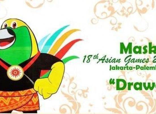 361° será apoiadora oficial dos  Jogos Asiáticos de Jakarta que acontece em agosto de  2018