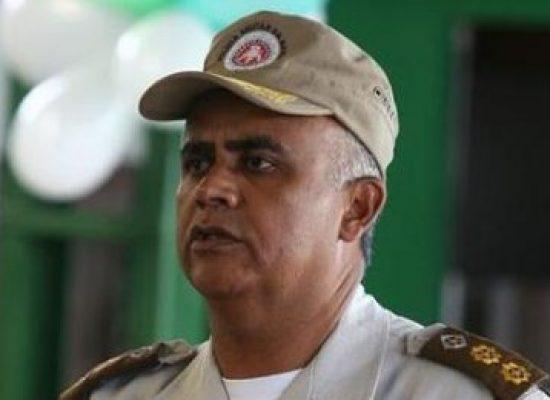 """""""Kannário não é parceiro da polícia, ele não quer paz"""", diz Coronel Anselmo Brandão"""
